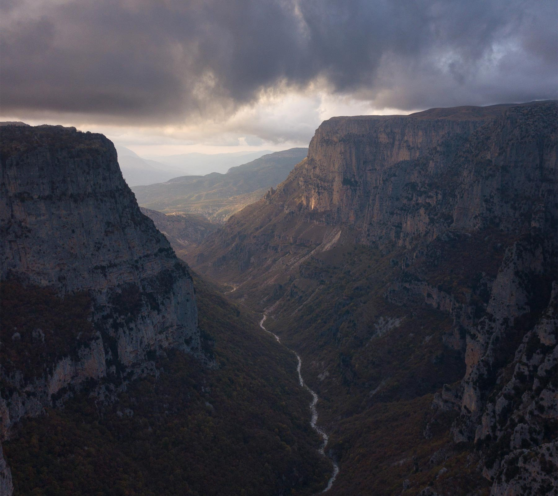 THE FOREST OF THE GREAT PEAKS, ΤΗΕ NATIONAL FOREST OF VIKOS-AOOS